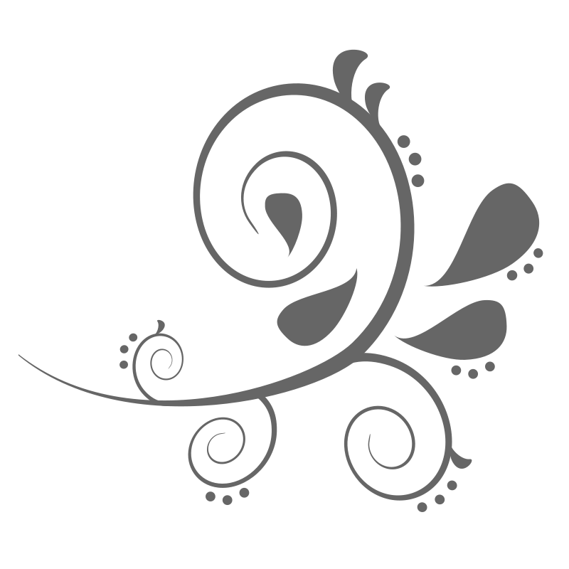 free vector Paisley Curves