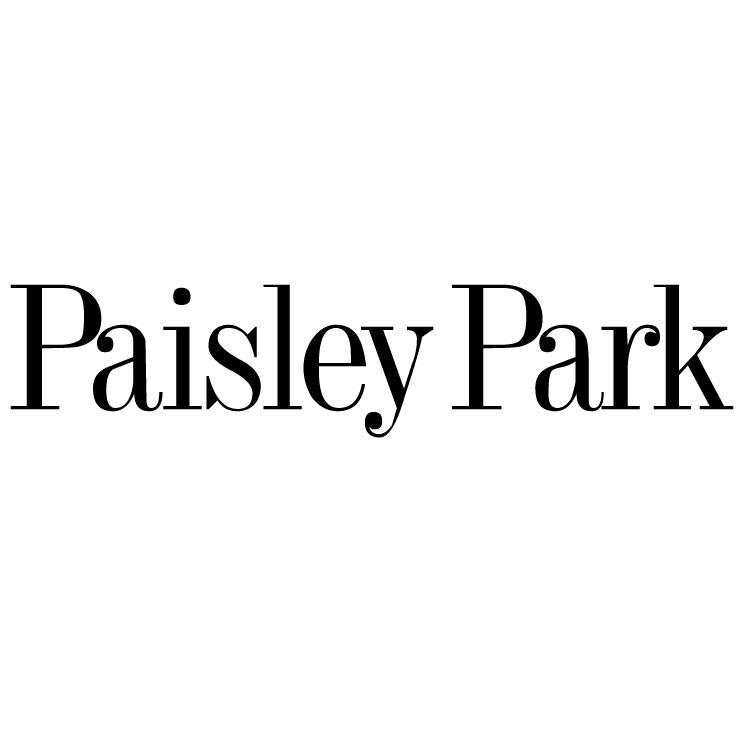 free vector Paisley park