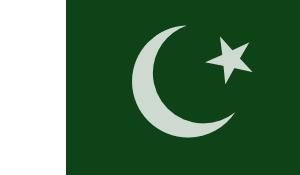 free vector Pakistan Official Flag clip art