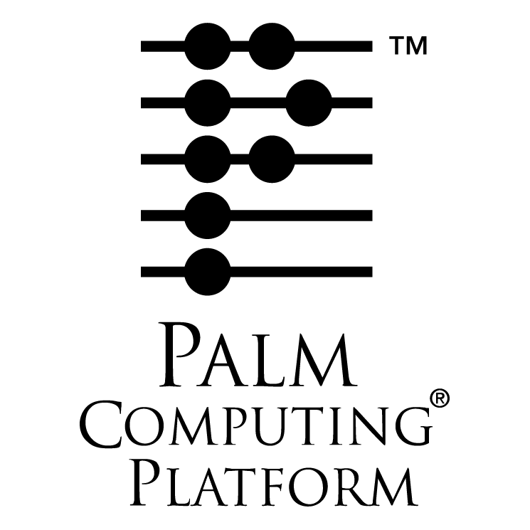 free vector Palm computing platform