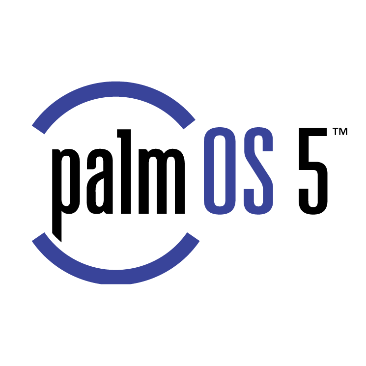 free vector Palm os 5