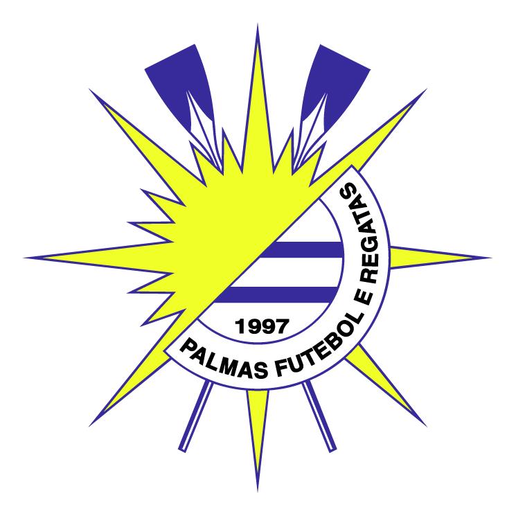 free vector Palmas futebol e regatas
