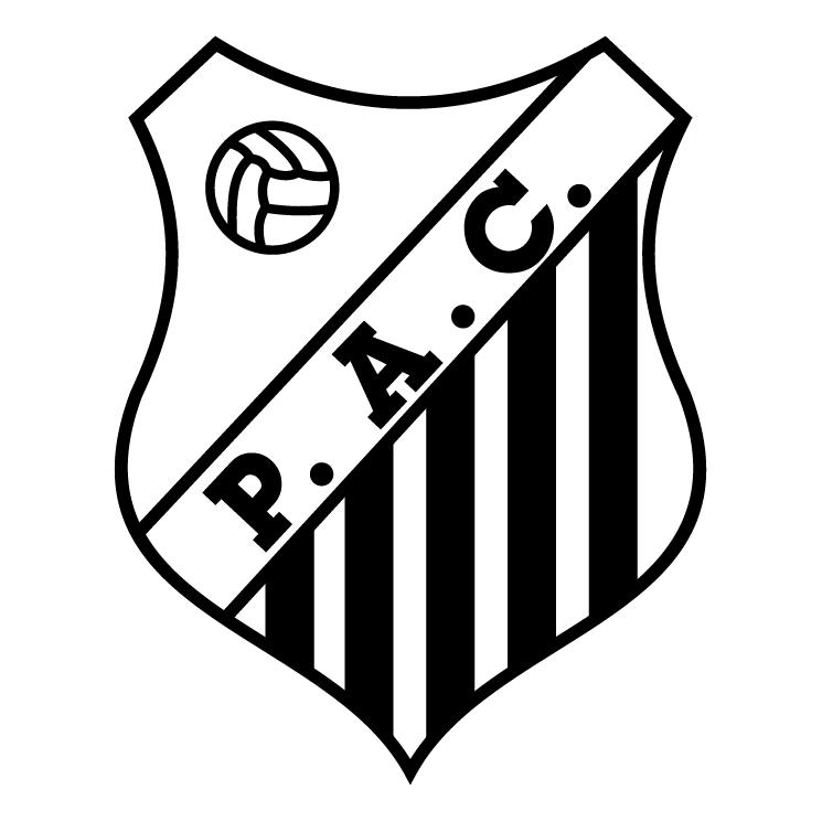 free vector Palmital atletico clube de palmital sp