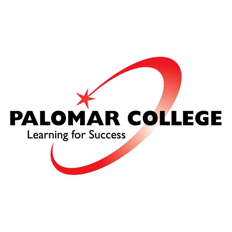 free vector Palomar college 1