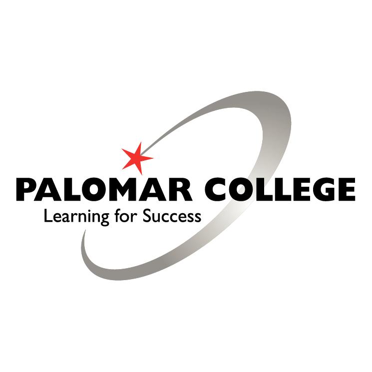 free vector Palomar college 2