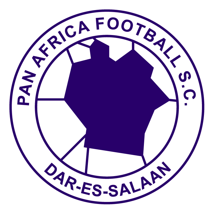 free vector Pan africa football sc