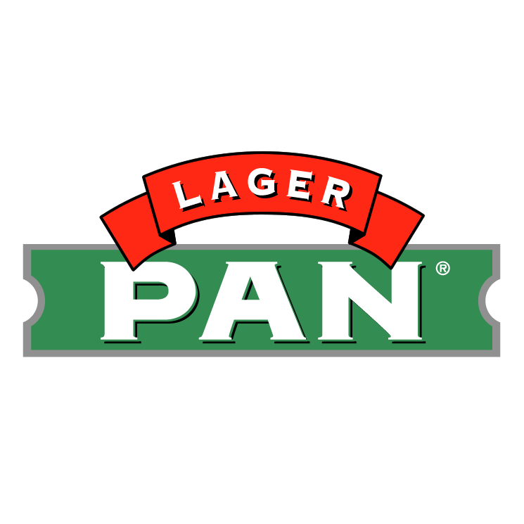 free vector Pan lager