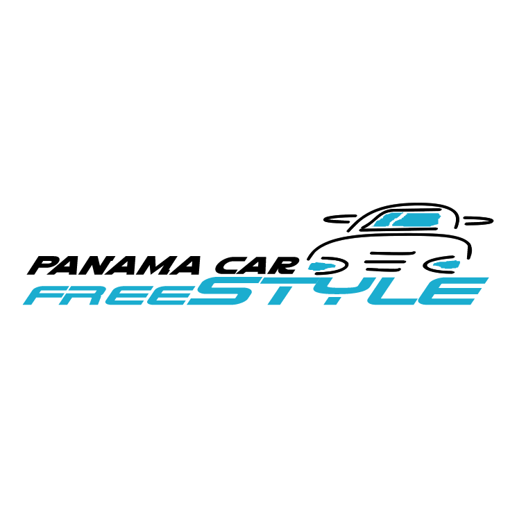 free vector Panama car freestyle