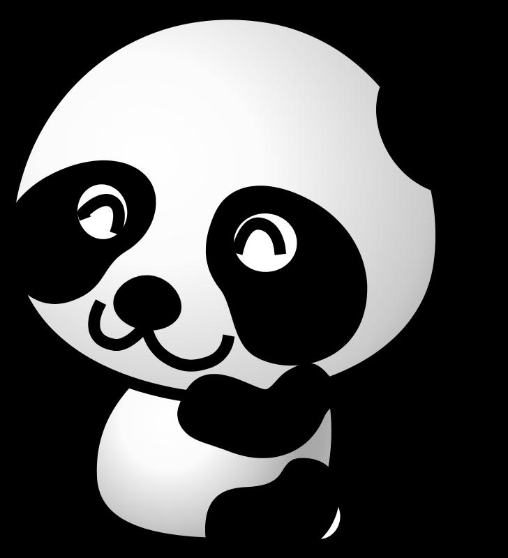 free vector Panda02