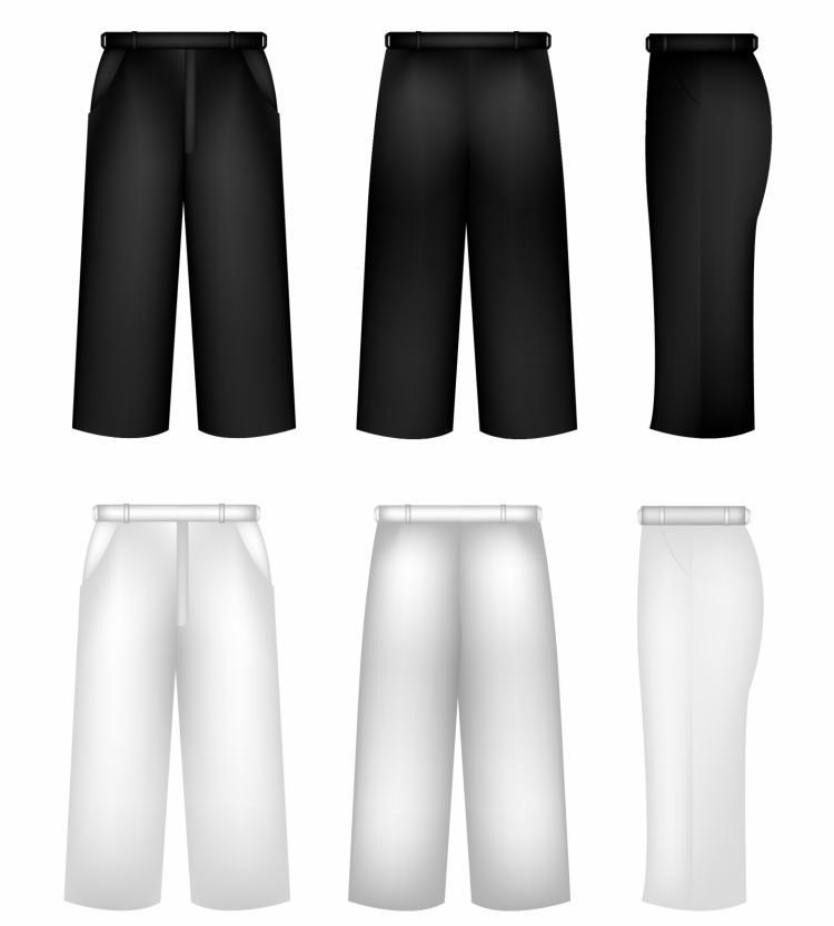 free vector Pants