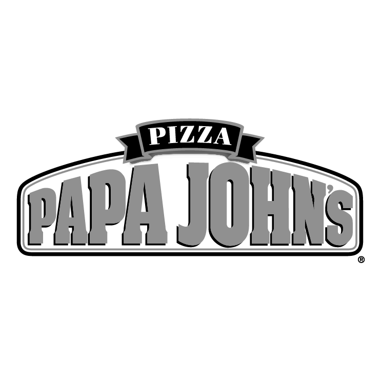 free vector Papa johns pizza