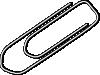 free vector Paper Clip clip art