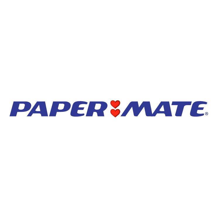 free vector Paper mate 1