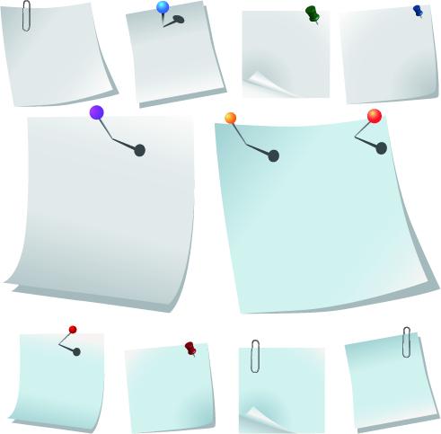 free vector Paper series vector