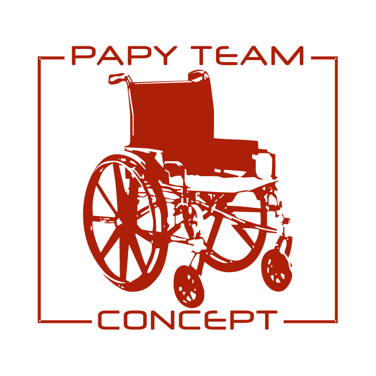 free vector Papy team concept