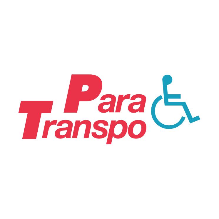 free vector Para transpo