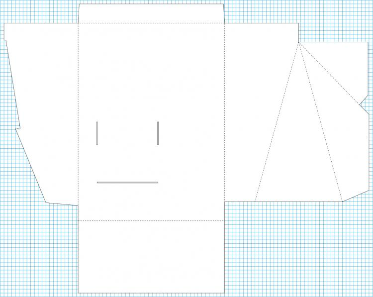 free vector Paragraph classic Daomo vector packaging material-1