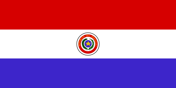 free vector Paraguay clip art