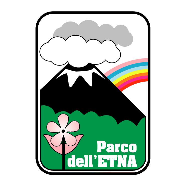 free vector Parco dell etna