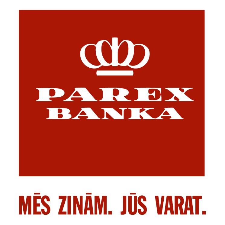free vector Parex banka 0