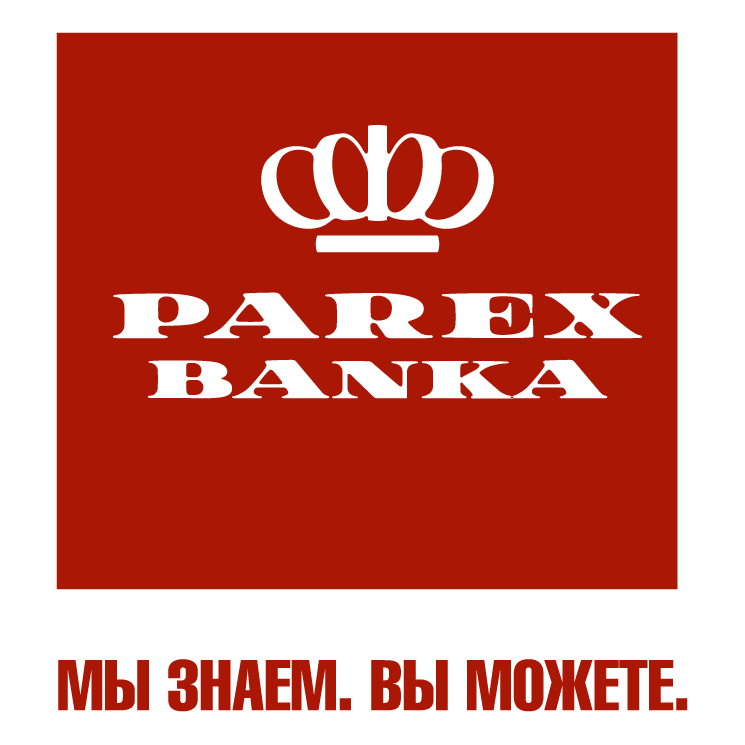 free vector Parex banka