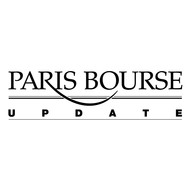 free vector Paris bourse