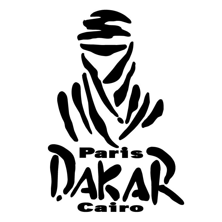 free vector Paris dakar cairo