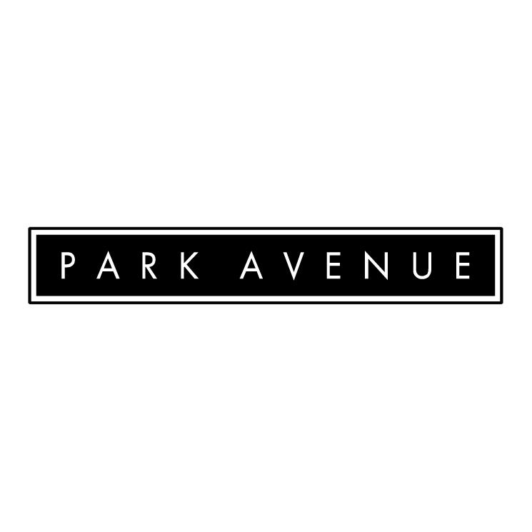 free vector Park avenue 0