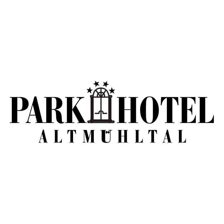 free vector Park hotel altmuhltal