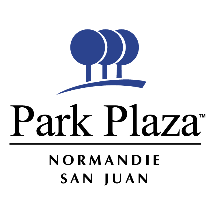 free vector Park plaza 0