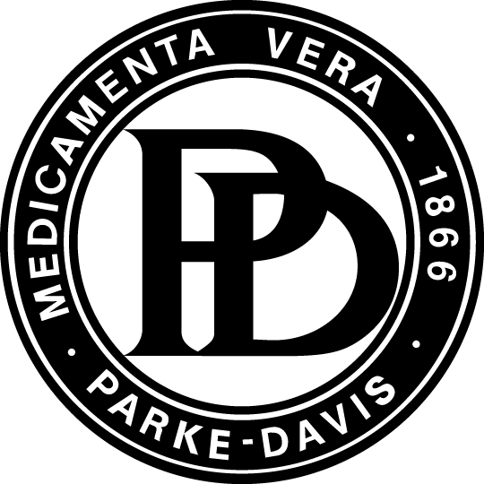 free vector Parke-Davis logo