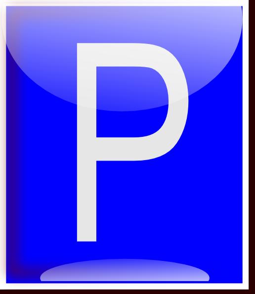 free vector Parking Sign clip art