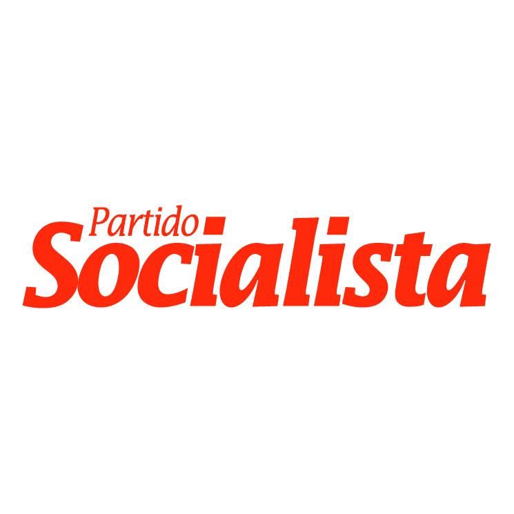 free vector Partido socialista 0