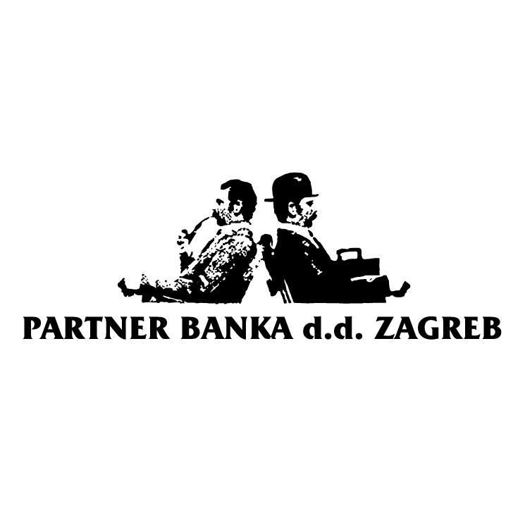 free vector Partner banka