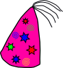 free vector Party Hat clip art