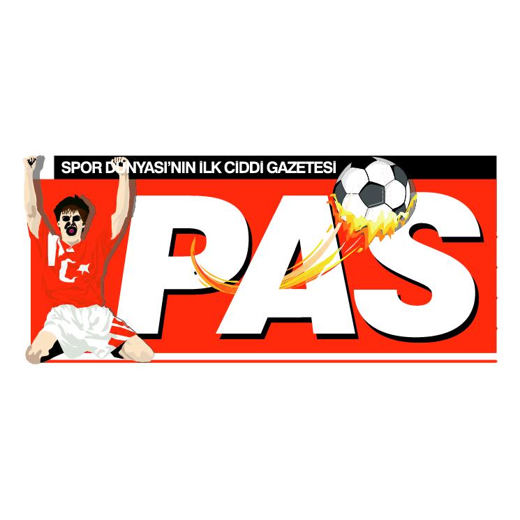 free vector Pas gazete