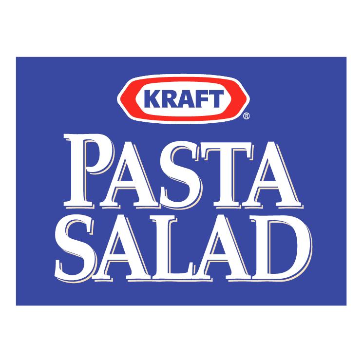 free vector Pasta salad