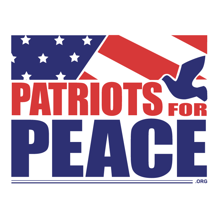 free vector Patriots for peace