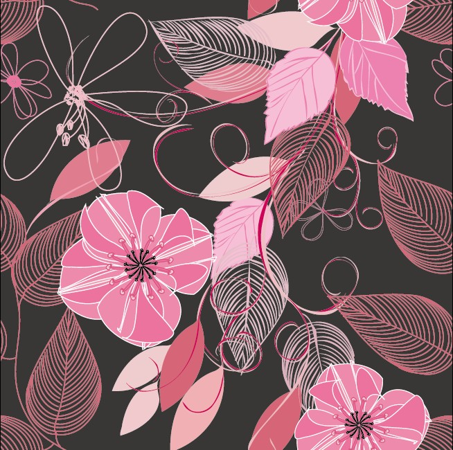 free vector Patterns background 02 vector