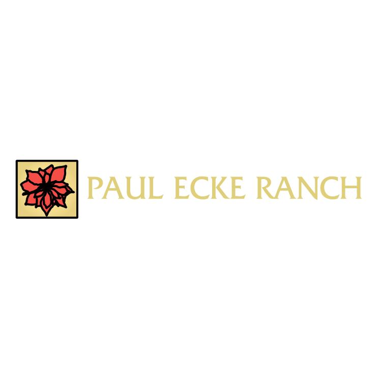 free vector Paul ecke ranch