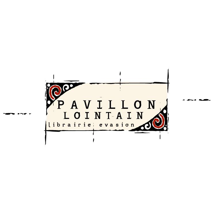 free vector Pavillon lointain