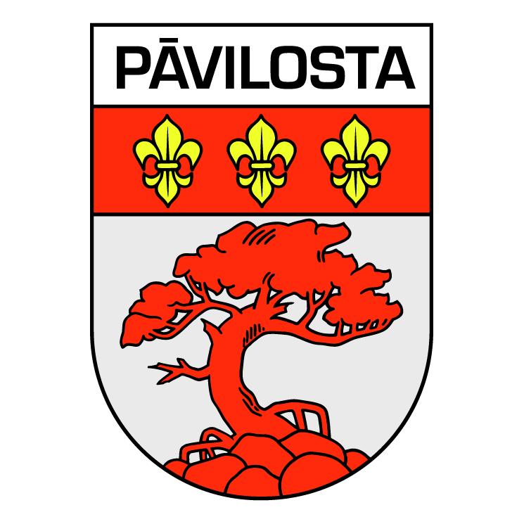 free vector Pavilosta