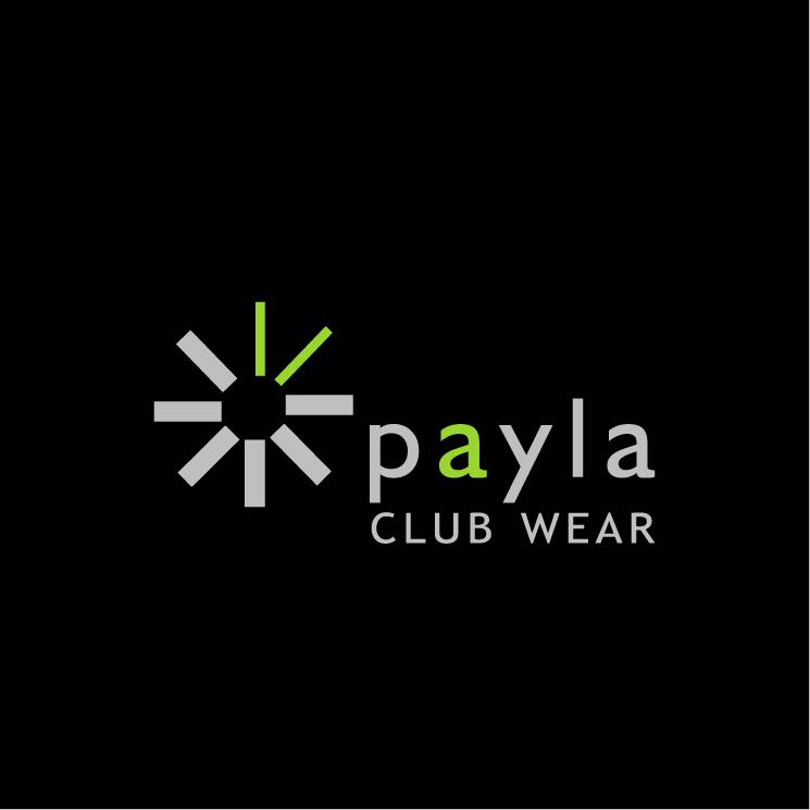 free vector Payla club wear
