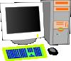 free vector Pc clip art