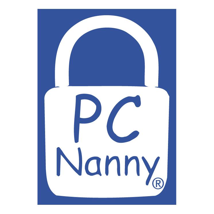 free vector Pc nanny