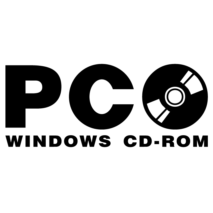 free vector Pc windows cd rom