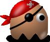 free vector Pcman Game clip art