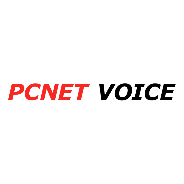 free vector Pcnet voice
