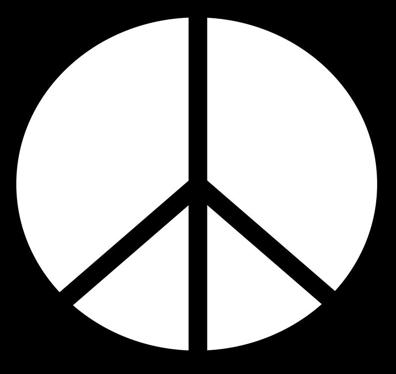 free vector Peace symbol petri lumme 01