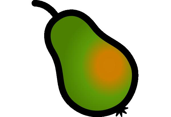 free vector Pear Icon clip art